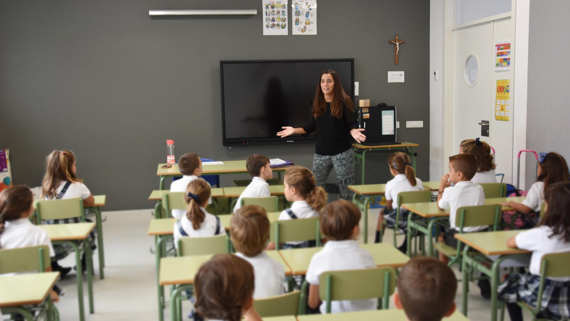 Aula primaria 1