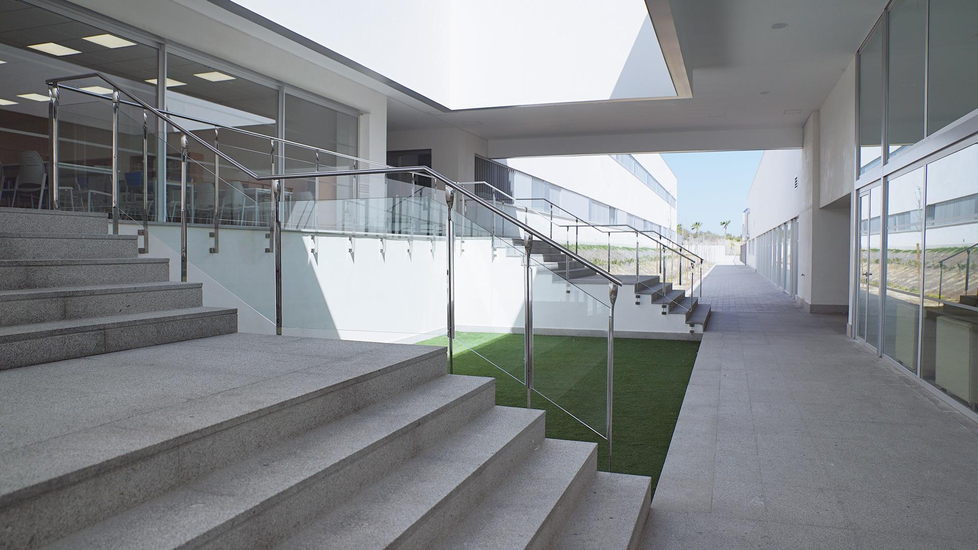 Escaleras primaria-secundaria