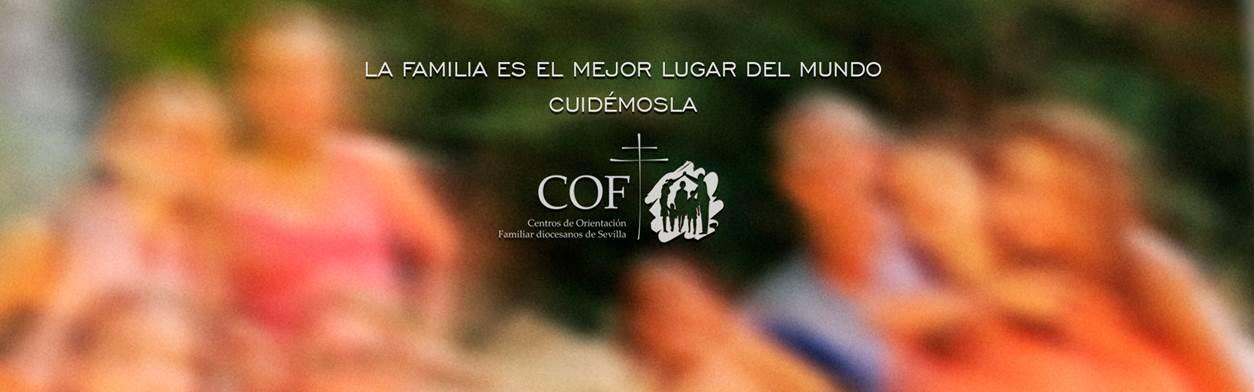 COF - Centros de Orientación Familiar diocesanos de Sevillan